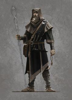 M human wizard sorcerer