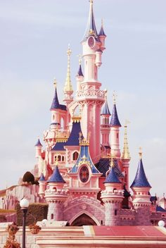 Disneyland in Paris! Cant wait!! :)
