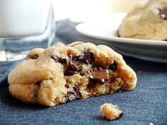 Thick, Chewy Peanut Butter Chocolate Chip Cookies