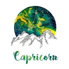 Capricorn cosmos