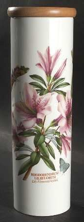 Amazon.com: Portmeirion Botanic Garden Pasta Jar, Fine China Dinnerware: Home & Kitchen