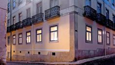 House4 Bairro Alto Lisboa Situated in Lisbon's trendy Bairro Alto district, this modern guest accomodation offers spacious rooms with a flat-screen TV and designer furniture. The Rossio Train Station is a 5-minute walk away.