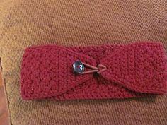Ravelry:  Quick Winter Headband