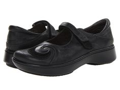 Naot Footwear Sea Shiny Black Leather/Black Suede - Zappos.com Free Shipping BOTH Ways