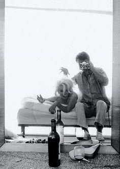 #Marilyn #Bert_Stern #1962_photoshoot...