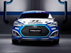 Hyundai Veloster Race Concept Ready To Released