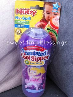 "An awesome sippy cup for toddlers transitioning to a cup. The only ""age appropriate"" cup my child will use!!! Mainly because it is soft spout:) :)"