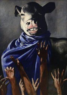 L'Adoration du veau, par Francis Picabia