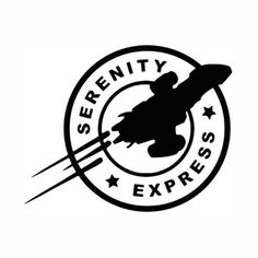 14.5cm*11.6cm Creative Serenity Express Funny Body Decal Sticker C5-1666 Firefly Serenity, Decals, Stickers, Creative, Funny, Tags, Sticker, Decal, Funny Parenting