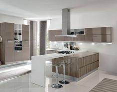 Cucina Moderna Penisola 40