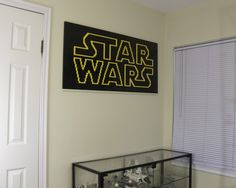 Star Wars Lego Wall Mural