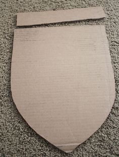 Duck Tape Sword and Shield