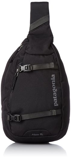 Patagonia Atom Sling ** Special product just for you. Day Backpacks, Outdoor Backpacks, Camping And Hiking, Camping Gear, Cool Items, Sling Backpack, Outdoor Gear, Fashion Brands