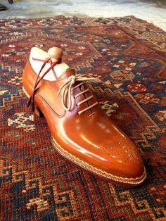 bespoke 注文靴、79ソワサントディズヌフ