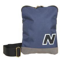 7394481586d9 New Balance 420 Small Items Bag - Navy Grey Grey New Balance, New Balance