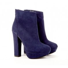 """Sole Society """"Josslyn"""", $59.95- I am a sucker for navy! These are too cute....and I have a $15 off coupon! Yikes!"""
