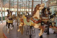 The Carousel at City Park