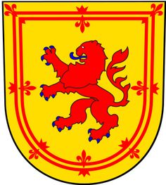 File:Coat of arms of Scotland.svg - My Ancestor's Coat of Arms - William the 1st Rampant Lion