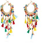 ROSANTICA BY MICHELA PANERO Carmencita multi-stone earrings