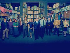 """The cast of """"The Office""""."""