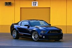 2012 Ford Mustang Shelby 1000 http://bit.ly/HKUuFy