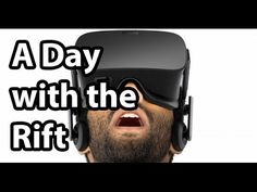 nice Video Perspective: Spending the day with an Oculus Rift Check more at http://gadgetsnetworks.com/video-perspective-spending-the-day-with-an-oculus-rift/