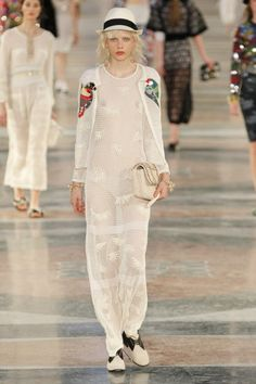 Chanel Resort 2017 maio/2016