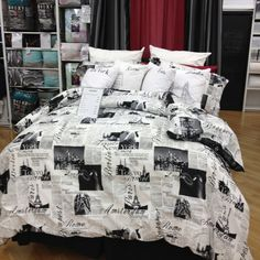 Bed Bath And Beyond Newspaper Bedding