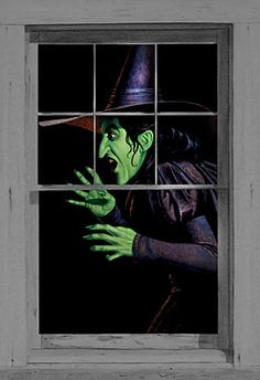 wicked witch art - Google Search