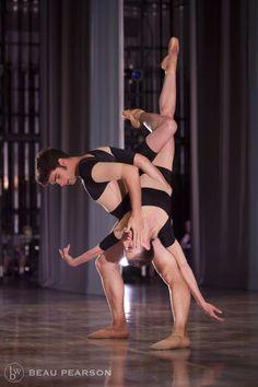 Our wonderful friends Allison DeBona and Rex Tilton of Ballet West. They will teach pas de deux class at artÉmotion- Cleveland, 2015!
