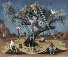 One of my favorite paintings. By Peter Blume