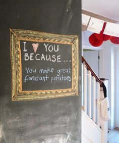 Lovely idea for showing appreciation for the ones you love.
