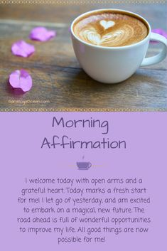how to do law of attraction meditation Daily Positive Affirmations, Morning Affirmations, Positive Vibes, Positive Quotes, Yoga Quotes, Life Quotes, Yoga Mantras, Enjoy Your Day Quotes, 5am Club