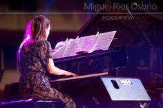 Piano player @ Panama Jazz Festival. 2014 Festival info: http://www.festivalarchive.com/event/panama-jazz-festival-2014/