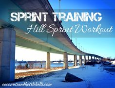 """This is a workout using hill sprints (also known as """"bridge sprints"""" in the flatlands) that will build speed and strength when performed correctly. Kick it up a notch by adding pushups and/or burpees at the top of the hill. Bridge Workout, 3 Day Workout Routine, Workout Ideas, Hill Sprints, Metabolic Workouts, Crossfit Workouts At Home, High Intensity Interval Training, Keep Fit"""