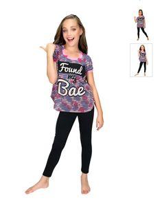 Maddie & Mackenzie Found My Bae Tee | Mod Angel $35.00