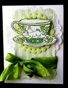 WT469, Easter Tea