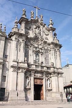 Igreja do Carmo (Porto) – Wikipédia, a enciclopédia livre