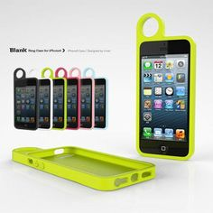 iriver BLANK Ring Case for iPhone 5
