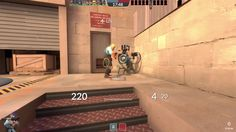 we can land spacecraft on other planets but I still have to play in the same server as this guy #games #teamfortress2 #steam #tf2 #SteamNewRelease #gaming #Valve