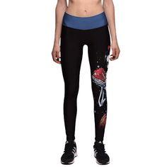 Skull Snow Princess Fitness Leggings | Skullflow Cat Leggings, Sports Leggings, Leggings Are Not Pants, Printed Leggings, Workout Leggings, Tight Leggings, Black Leggings, 3d Prints, Leggings Fashion