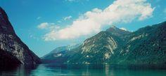 Berchtesgaden National Park, Lake Konigssee, Germany