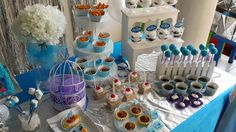Foto 7/7 Frozen Party (Sweet Corner Themed) #sweetcorner #sweettable #frozenparty #frozensweetcorner #birthdayparty