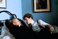 """Maurice 50 Movies That Are Sexier Than """"Fifty Shades Of Grey"""" Martin Scorsese, Stanley Kubrick, Alfred Hitchcock, Call Me By, Fritz Lang, Hugh Grant, Gay Aesthetic, The Secret History, Romance Movies"""