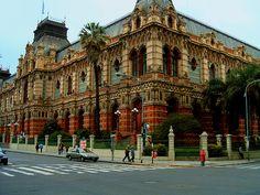 Palacio Aguas - Buenos Aires, Argentina
