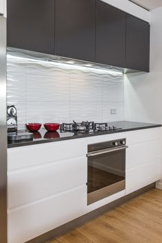 Kitchen 435. By Sally Steer Design, Wellington NZ. Progressive Homes Showhome. Whitby, Wellington.