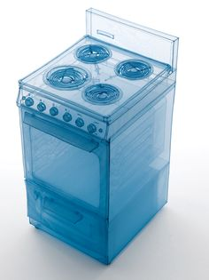 Do Ho Suh Turns Household Appliances Into Ghostly Specimens