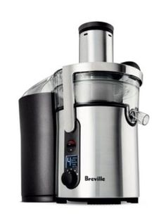 Breville BJE510XL Ikon 900-Watt Variable-Speed Juice Extractor.