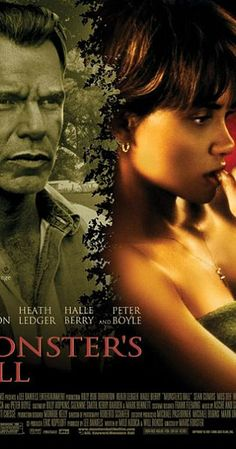 Directed by Marc Forster.  With Billy Bob Thornton, Halle Berry, Taylor Simpson, Gabrielle Witcher. After a family tragedy, a racist prison guard reexamines his attitudes while falling in love with the African American wife of the last prisoner he executed.