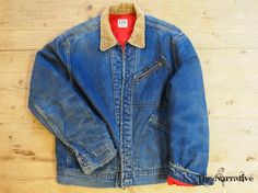 Lee Denim Work Wear Vintage Jacket   eBay